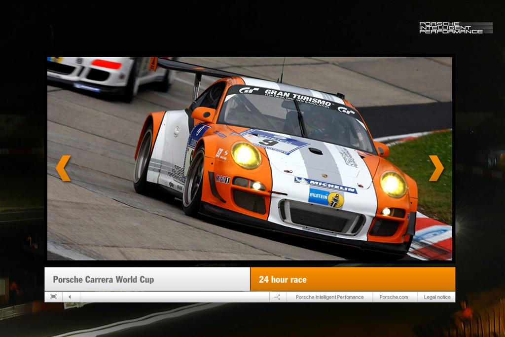 Porsche 24h Race